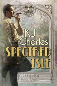 Spectred Isle cover