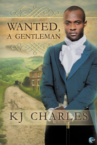 Wanted a Gentleman cover. Handsome black man in Regency clothes