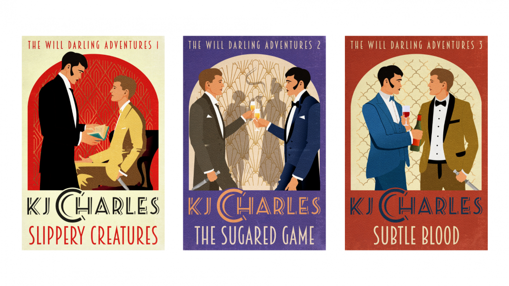 The three Will Darling adventures covers